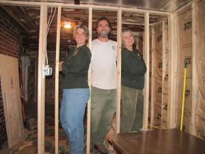 Rachel, Verne and LaVetta
